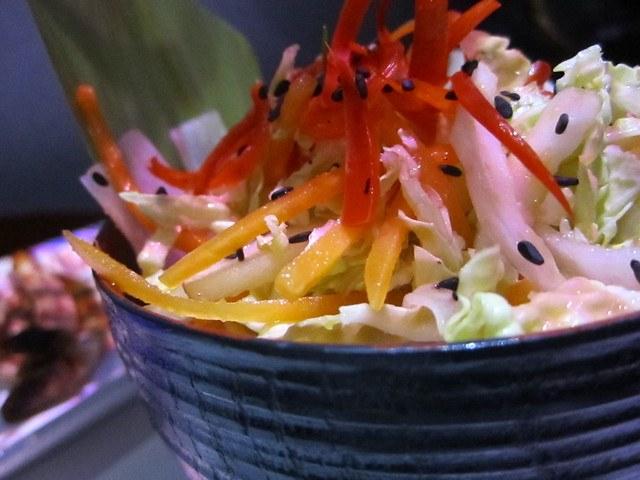 Asian Coleslaw - Inamo   Flickr - Photo Sharing!